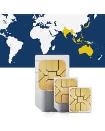 AIS data SIM card for 70+ countries