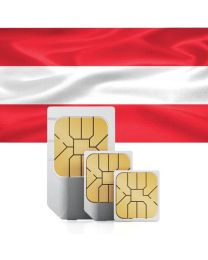SIM card for use in Austria