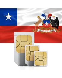SIM card for use in Chile