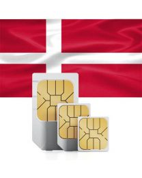 SIM card for Denmark