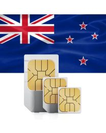 SIM card for use in New Zealand
