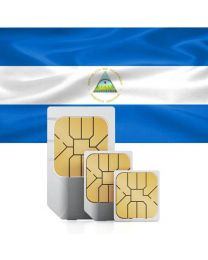 SIM card for use in Nicaragua