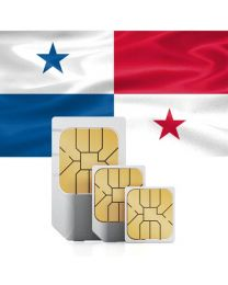 SIM card for Panama  with fast mobile Internet & calls