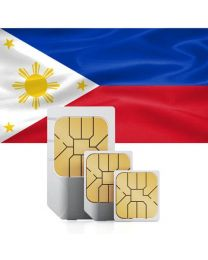 SIM card for Philippines with fast mobile Internet & calls.
