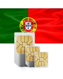 SIM card for use in Portugal