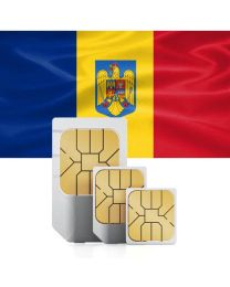 SIM card for Romania with fast mobile Internet & calls
