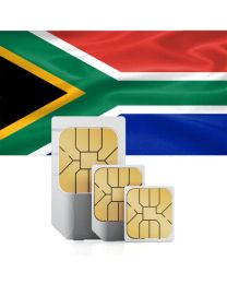SIM card for use in South Africa