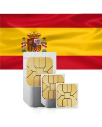 SIM card for Spain