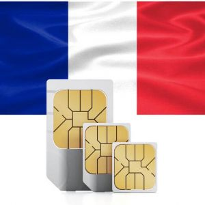 SIM card for France