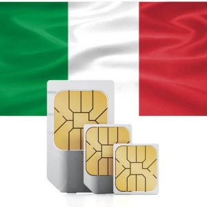 SIM card for Italy (incl. Vatican City & San Marino)