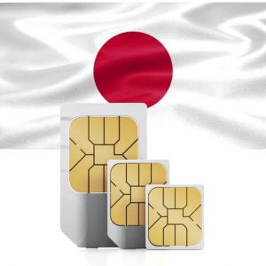 DATA SIM card for Japan